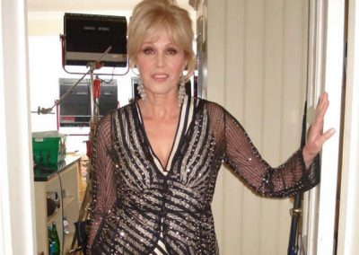 Joanna Lumley - Make up and hair by Vicky Newman hair and make up
