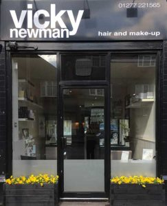 Vicky Newman Hair & Make-up Salon, Shenfield, Essex
